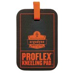 Ergodyne ProFlex 365 Negro Nitrilo Tapete para arrodillarse - Ancho 4 pulg. - Longitud 6 pulg. - 720476-18365