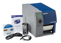 Brady Bradyprinter BP PR600+-PPR BP-PR600+-PPR Impresora de etiquetas de escritorio - Max Ancho de etiqueta adhesiva 4.7 in - 80276