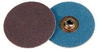 Weiler Recubierto Óxido de aluminio Disco de cambio rápido - Diámetro 2 pulg. - 60044