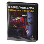 Brady CD-ROM de capacitación de bloqueo/etiquetado - Título de capacitación = LOTO:Your Key to Safety - 754473-17783