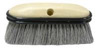 Weiler 443 Cepillo para lavado de vehículos - Cerdas Fibra - Cabeza 9 1/2 pulg. - longitud total 11 pulg. - ancho del cabezal 2 3/4 pulg. - 44318