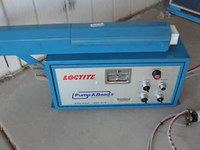 Loctite Pump-A-Bead II 986000 Dispensador neumático - Para uso con Cartuchos de adhesivo anaeróbico de 850 ml Incluye 986300 - Válvula de disco con movimiento vertical
