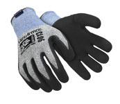 Hexarmesesr 9013 Negro/Azul/Gris 9 Coretek/Superfabric Guantes resistentes a cortes - 9013 SZ 9