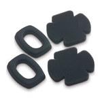 Howard Leight Kit de almohadillas higiénicas para auriculares/orejeras - 033552-013679