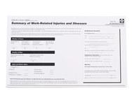 Brady Formulario médico de capacitación de cumplimiento de OSHA 45674 - Inglés - 754476-45674
