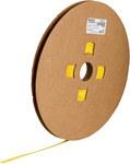 Brady Permasleeve PS-C-187-YL-J Amarillo Poliolefina Tubería termocontraíble para impresora de transferencia térmica continua - Longitud 200 pies - 99708