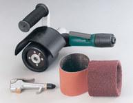 Dynabrade Mini-Dynisher 13310 Kit de herramientas de acabado - 10 Longitud