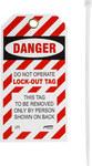 Brady LT1 Etiqueta de bloqueo/etiquetado - 45654