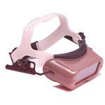 Jackson Safety V100 WA Policarbonato Gafas de soldadura estándar lente Tono 5.0 - Sin ventilación - 024886-05458