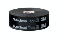 3M Scotchap 50 Cinta/película protectora de superficie Negro - 2 in Ancho x 100 ft Longitud - 10 mil Grosor - 00013