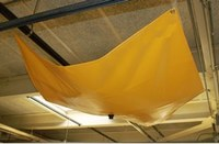 Eagle DripNEST Amarillo Desviador de fugas - Ancho 3 ft - Longitud 3 ft - 048441-00600