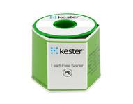 Kester Alambre de soldadura sin plomo - 1 lb - Diámetro del alambre 0.015 in - Compuesto Sn/Ag/Cu -