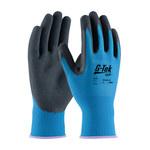 PIP G-Tek Lite 55-AG316 Azul Grande Látex No compatible Guantes resistentes a productos químicos - acabado Áspero - Longitud 9.8 pulg. - 616314-54594