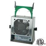Desco Chargebuster Ionizador de sobremesa - Longitud 8.5 pulg. - Ancho 7.75 pulg. - Profundidad 3.5 pulg. -
