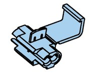 3M Scotchlok 560-BOX Azul Polipropileno Conector de llave - Conector de grifo - 00839