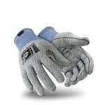 Hexarmesesr 9000 Negro/Azul/Gris 9 HPPE/Superfabric Guantes resistentes a cortes - 9009 SZ 9