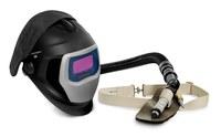3M Speedglas 25-5702-10SW Casco Respirador para soldadura - Montado en cinturón - Montado en cinturón - 051131-49827